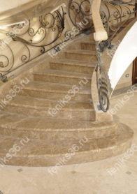 Ступени из камня для лестницы