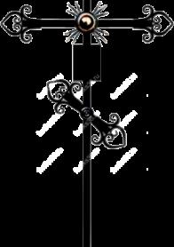 Крест Декор