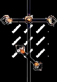 Крест К-6