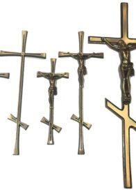 Кресты бронзовые на памятники