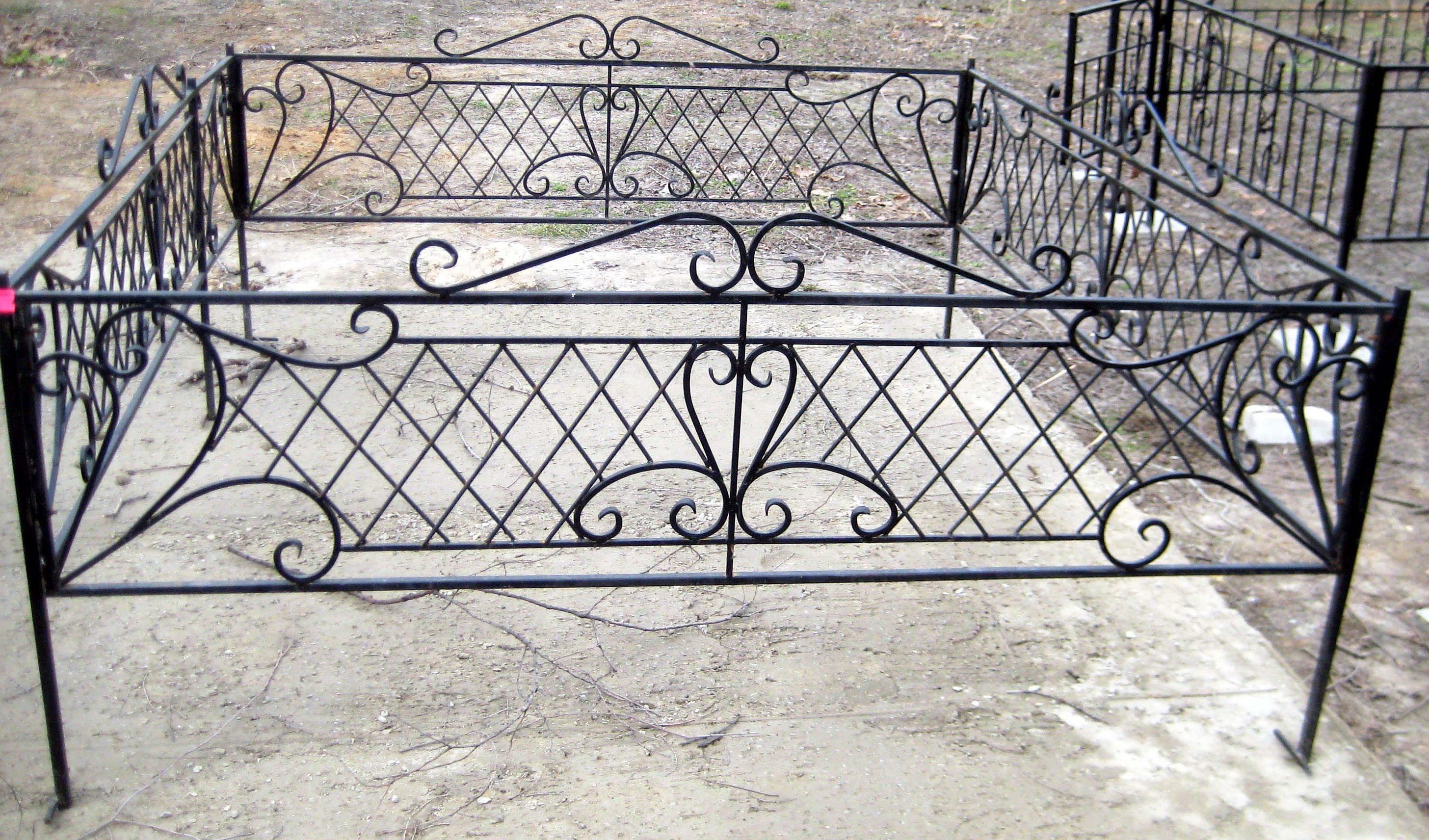 купить ограду на могилу