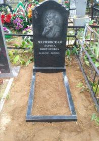Памятник на могилу фото НР-43